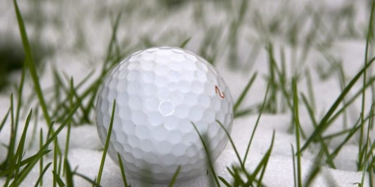 Golf Winter Rules