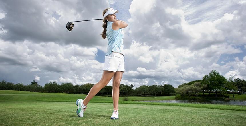 How Far Can Female Average Golfers Hit?