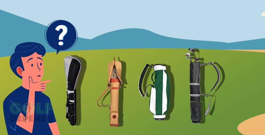 How to Pick the Best Sunday Golf Bags