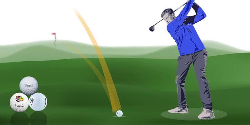 Illegal Golf Balls
