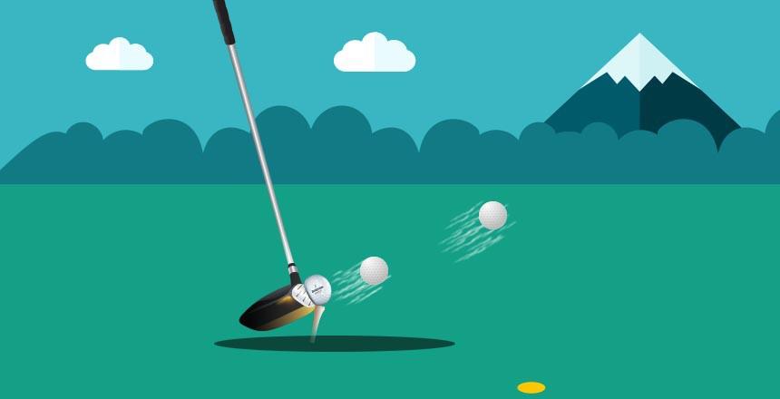 Low Compression Golf Balls vs High Compression