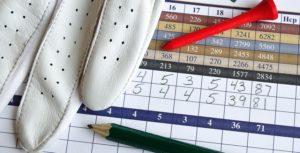 Average Golf Scores